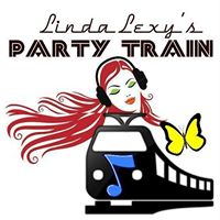 Linda Lexy's Party Train Podcast Logo.jpg